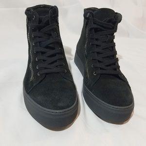 All Saints Asher Hi-top Sneaker